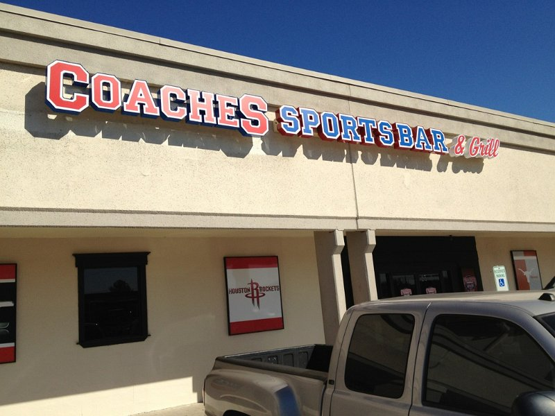 Coaches Sports Bar Grill