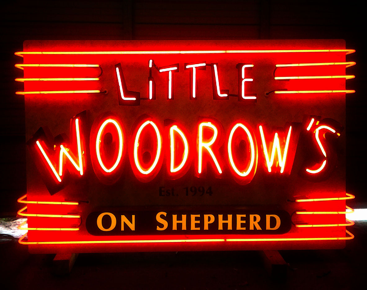 Little Woodrow Shepherd