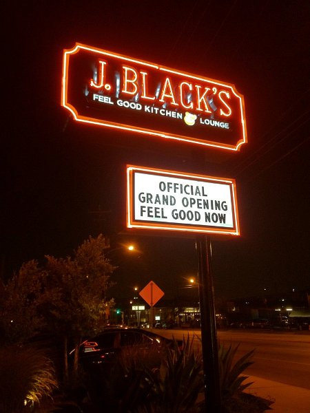 J Blacks Restaurant