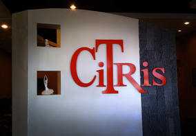 Citris  Channel Letter