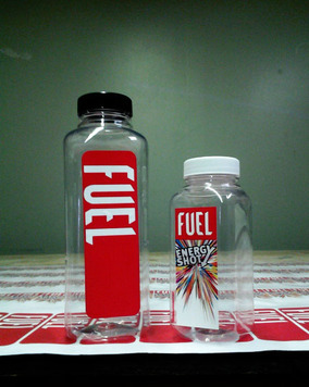 Fuel Energy Shot Logo