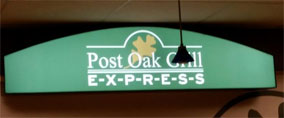 Post Oak Grill Express
