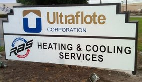 Ultraflote Corporation Heating Cooling  Al